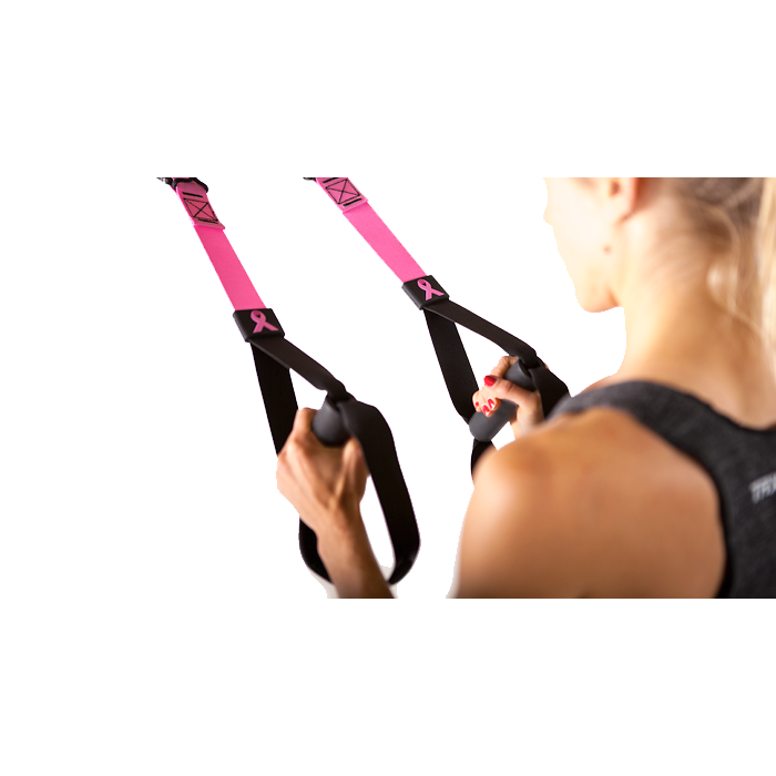 TRX Suspension Trainer Pink Home Pack