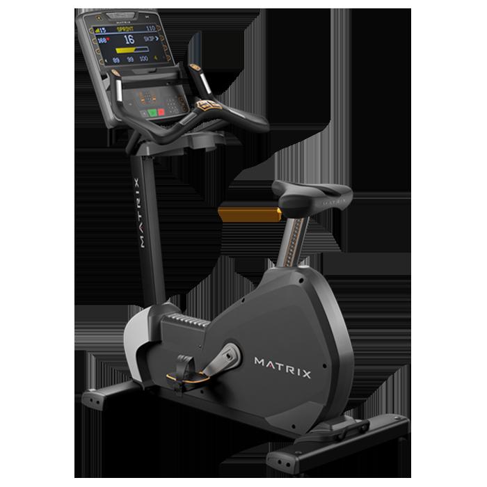 Matrix Performance Premium LED Upright Cycle