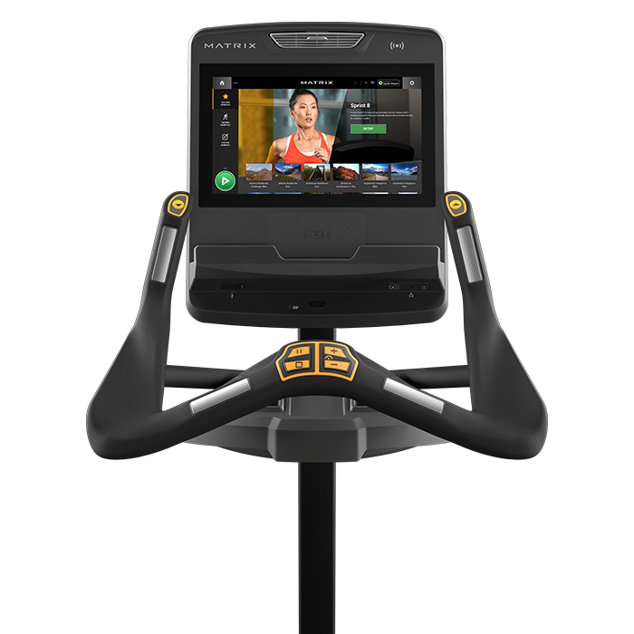 Matrix Performance Touch Upright Cycle