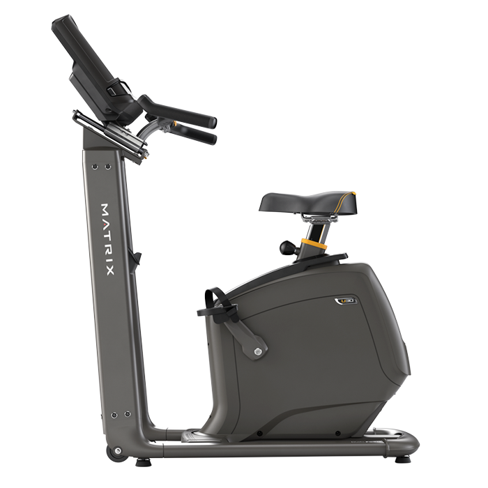 Matrix U30 Upright Bike with XIR Console