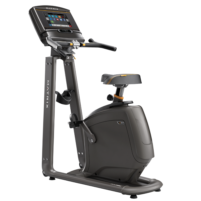 Matrix U30 Recumbent Bike with XER Console