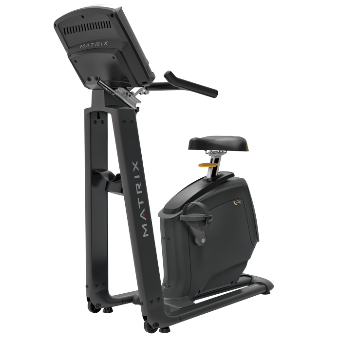 Matrix U50 Upright Bike with XER Console