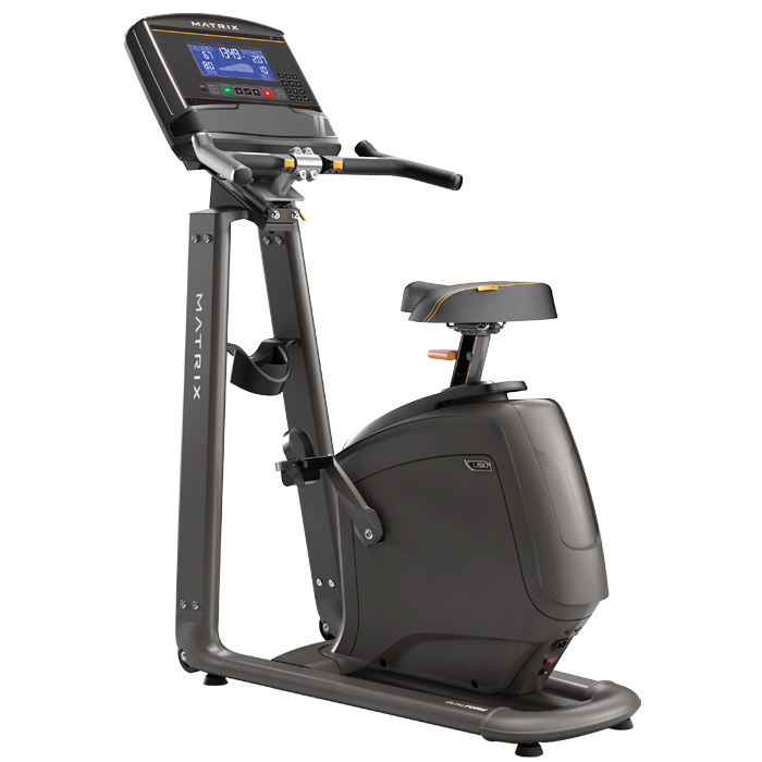 Matrix U50 Upright Bike with XR Console