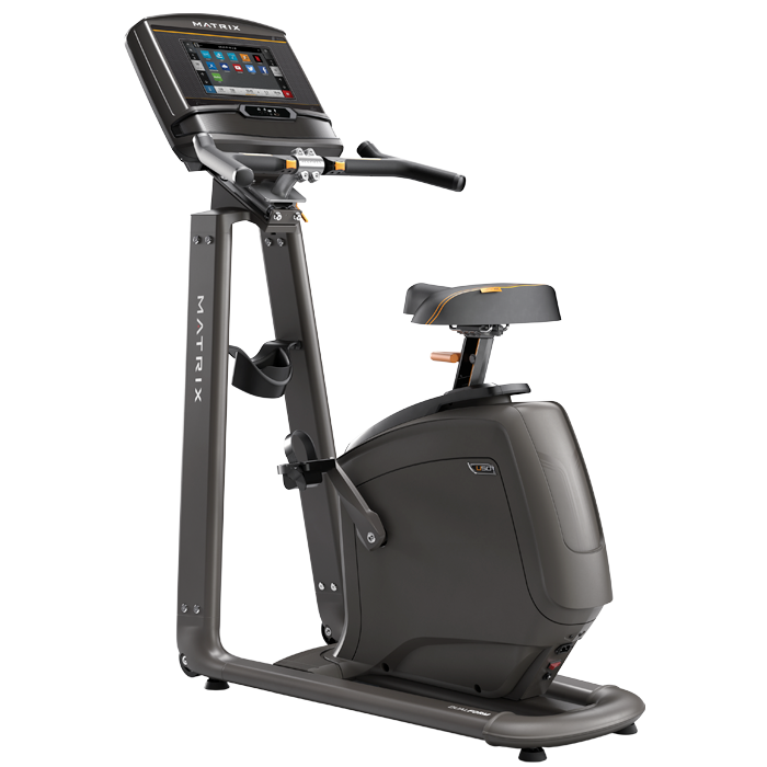 Matrix U50 Recumbent Bike with XER Console