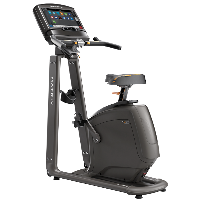 Matrix U50 Recumbent Bike with XIR Console