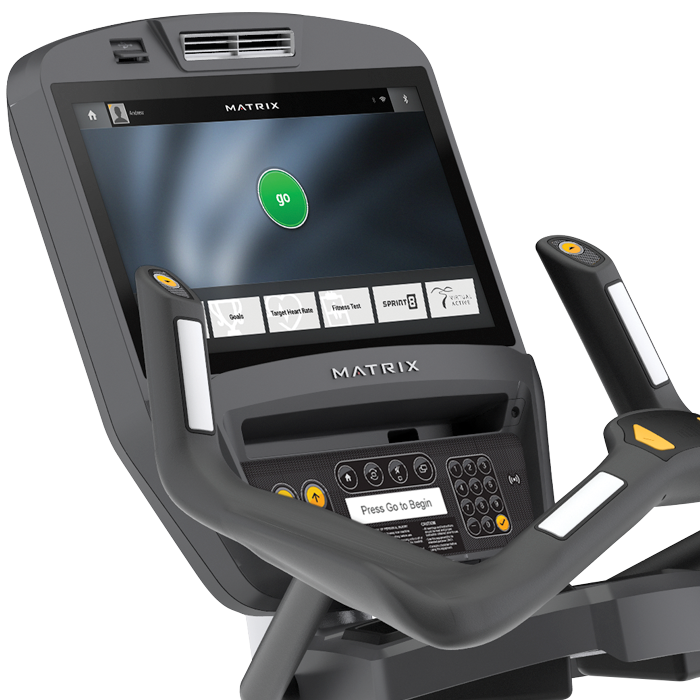 Matrix U7xi Upright Bike