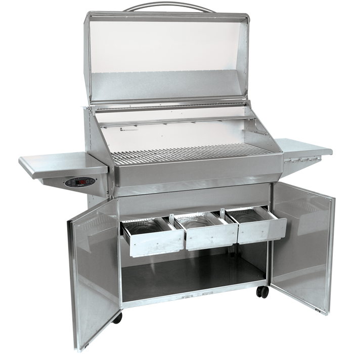 Memphis Elite Wood Fire Grill (Cart)