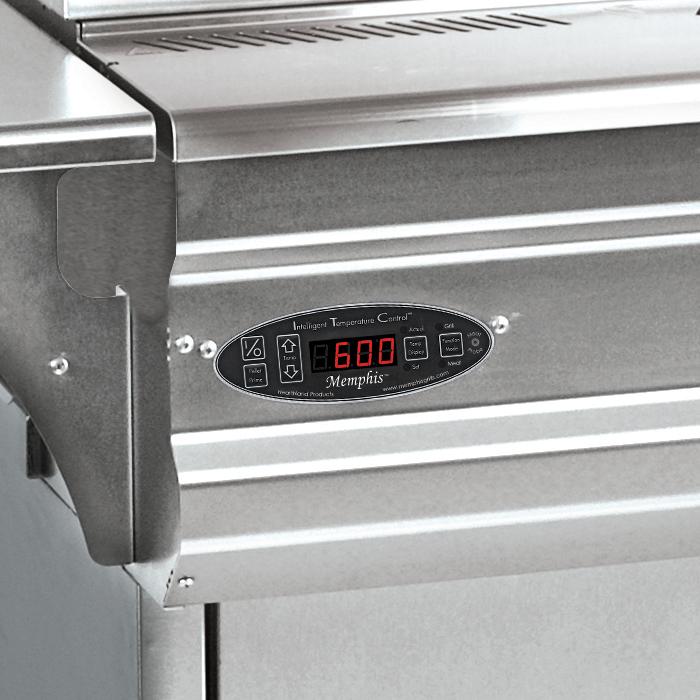 Memphis Advantage Plus Wood Fire Grill