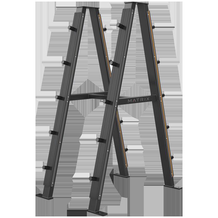Matrix Varsity Series Barbell Rack