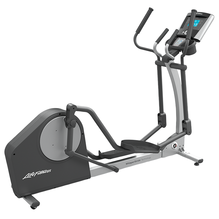 Life Fitness X1 Elliptical Cross-Trainer with Basic Console