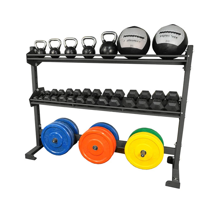 Torque 6 Foot Combination Storage Rack