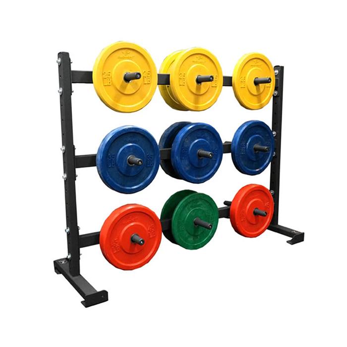 Torque 6 Foot Horizontal Weight Storage Rack