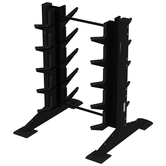 Torque 2-Sided Center 20 Barbell Rack