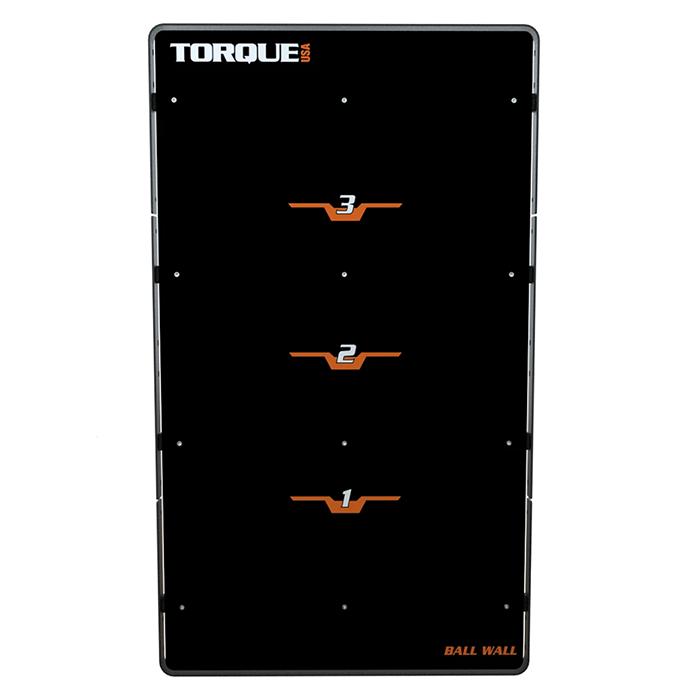 Torque 4 Ft (1.2 M) Ball Target Wall Module Reverse Side