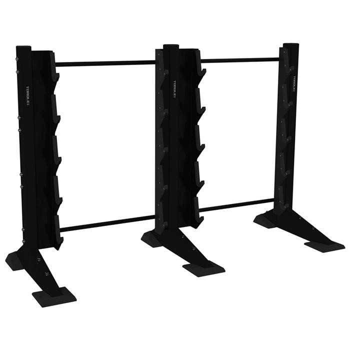 Torque 2-Module Wall 10 Barbell Rack