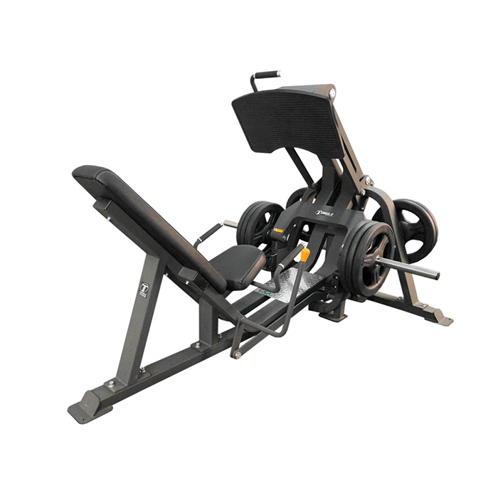 Torque Plate Loaded Leg Press