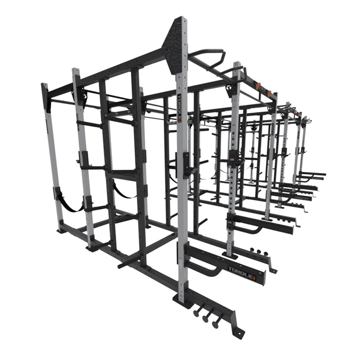 Torque 24 X 10' Siege Storage Combination Rack - X1 Package