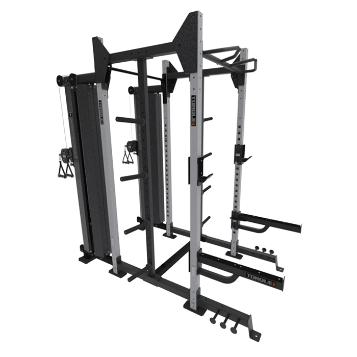 Torque 4 X 4' Siege Storage Cable Rack - X1 Package