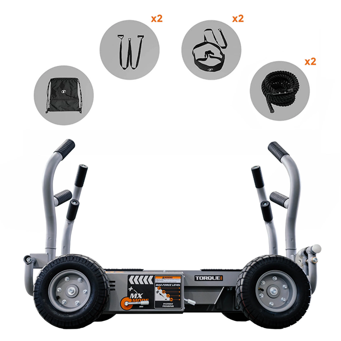 Torque Tank™ MX GT – Team Trainer