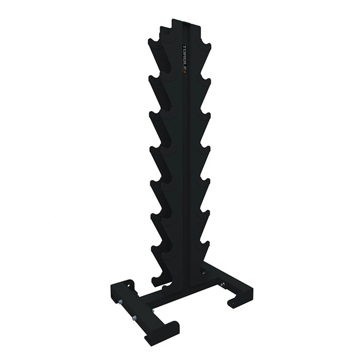 Torque 8 Pair Vertical Dumbbell Rack