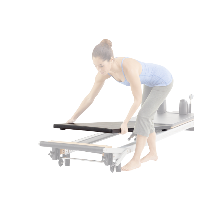 STOTT PILATES® Mat Converter (Compatible with At Home SPX Reformer)