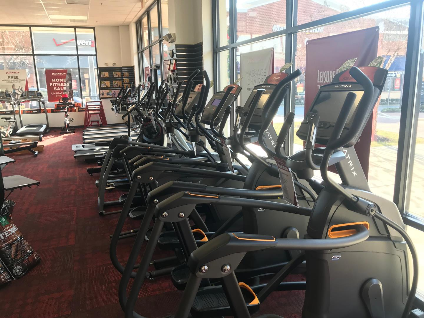 Leisure Fitness - Leesburg, VA