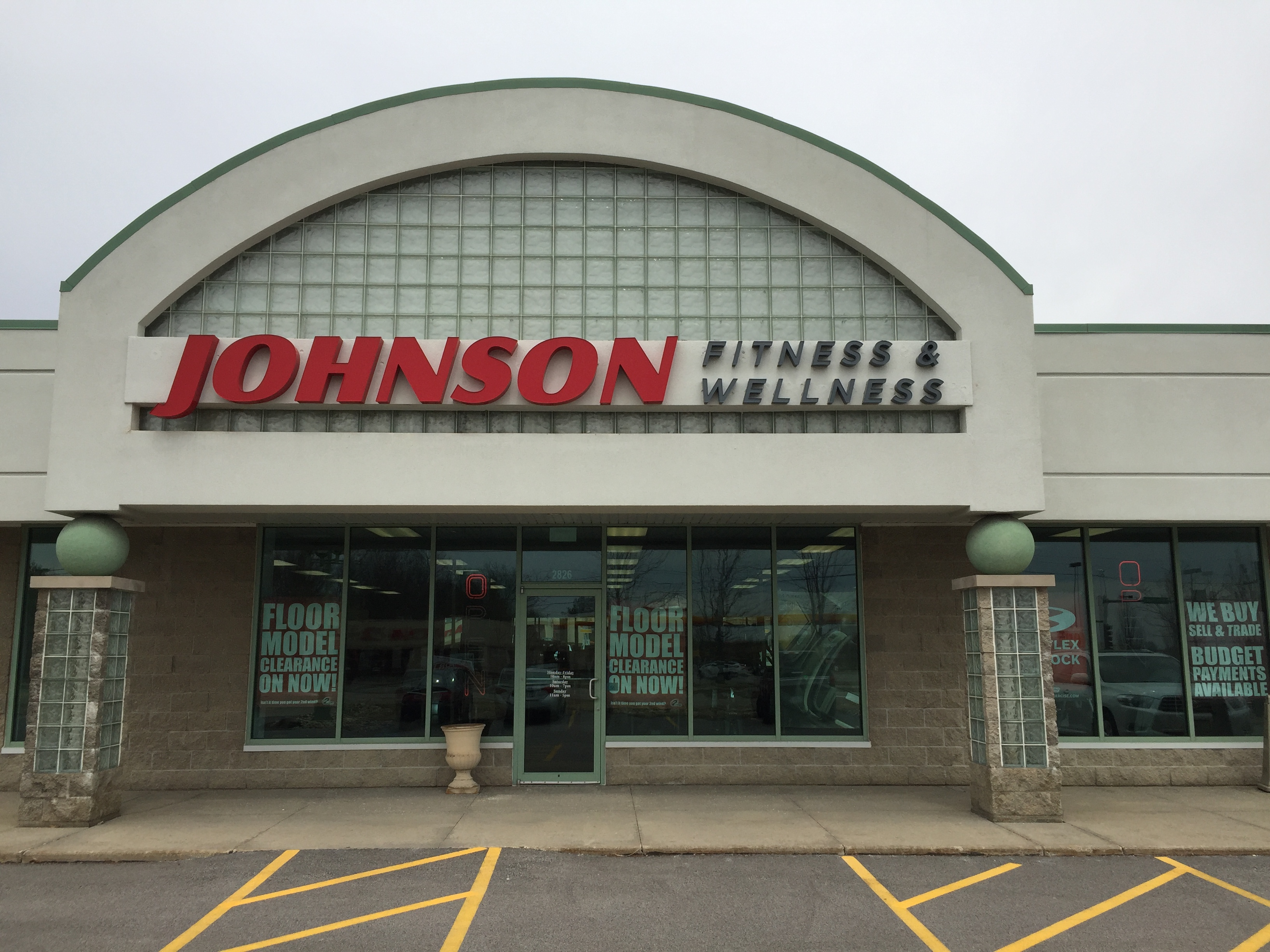 Johnson Fitness & Wellness - Davenport, IA