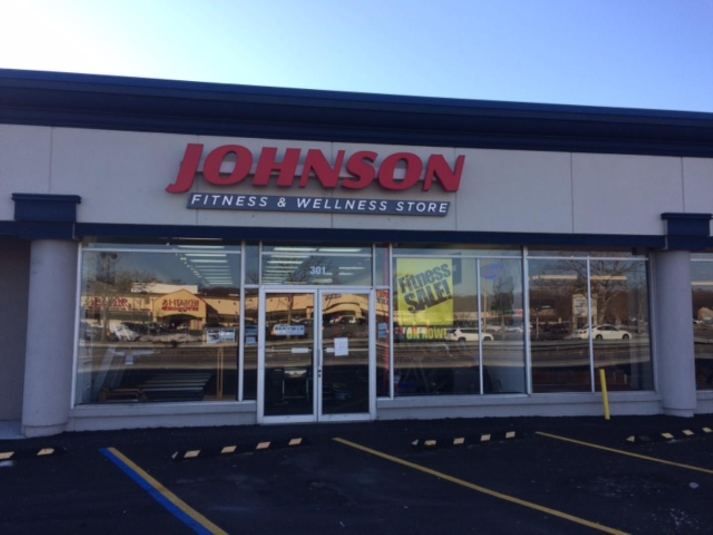 Johnson Fitness & Wellness - Huntington Station, NY