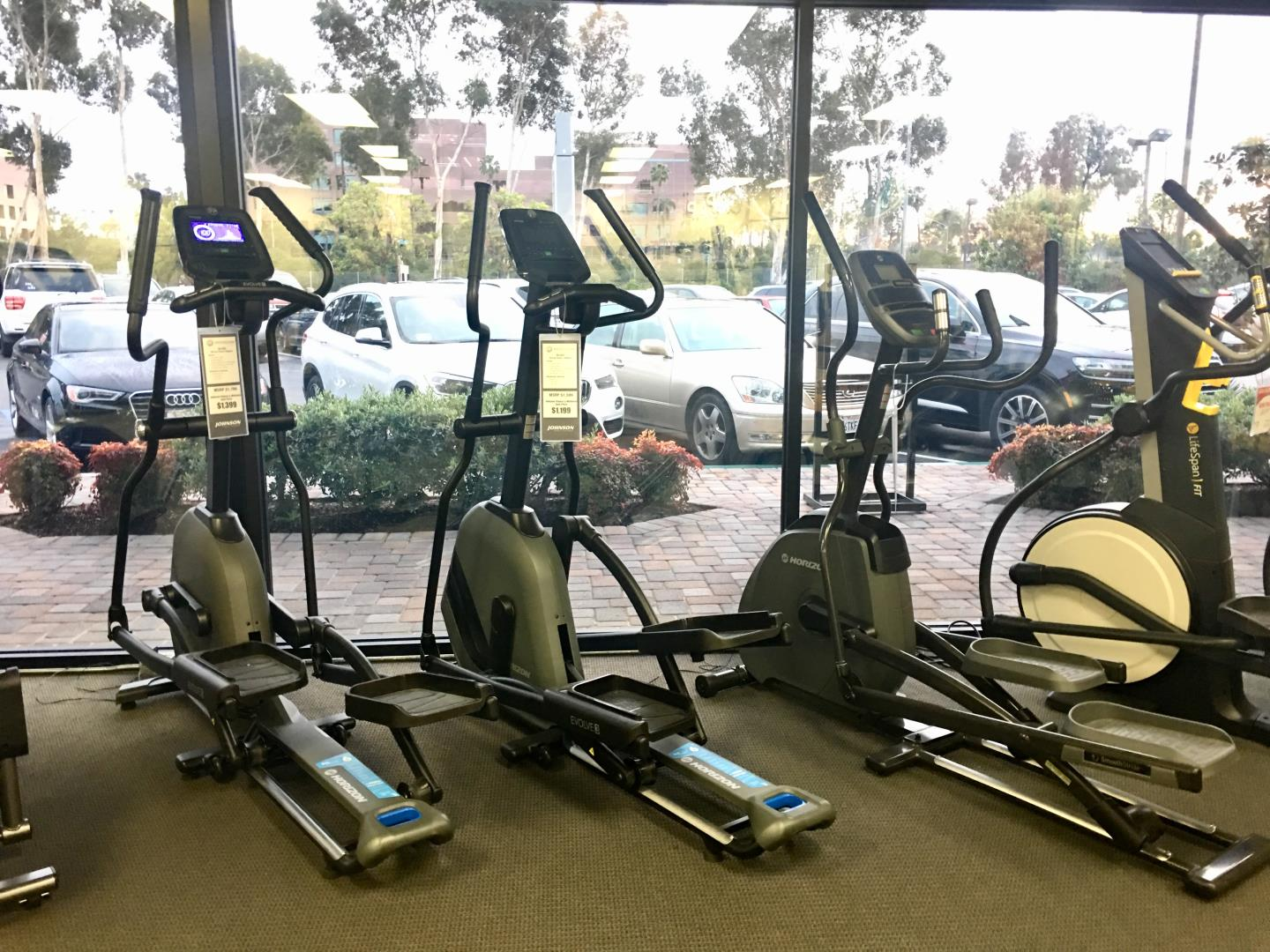 Johnson Fitness & Wellness - Newport Beach, CA