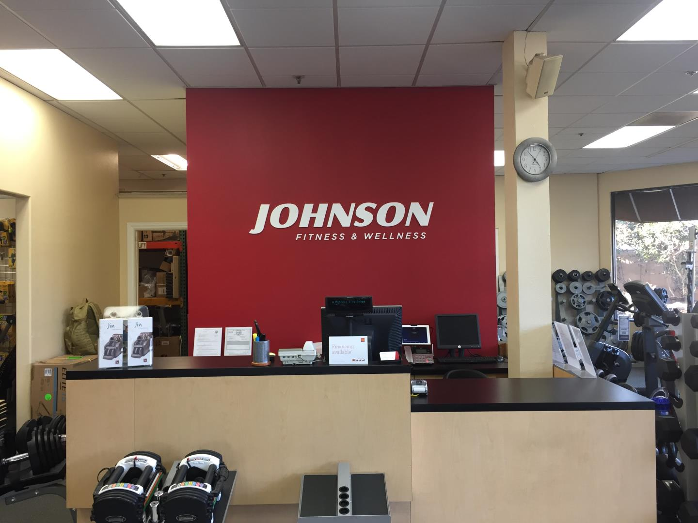 Johnson Fitness & Wellness - Laguna Niguel, CA