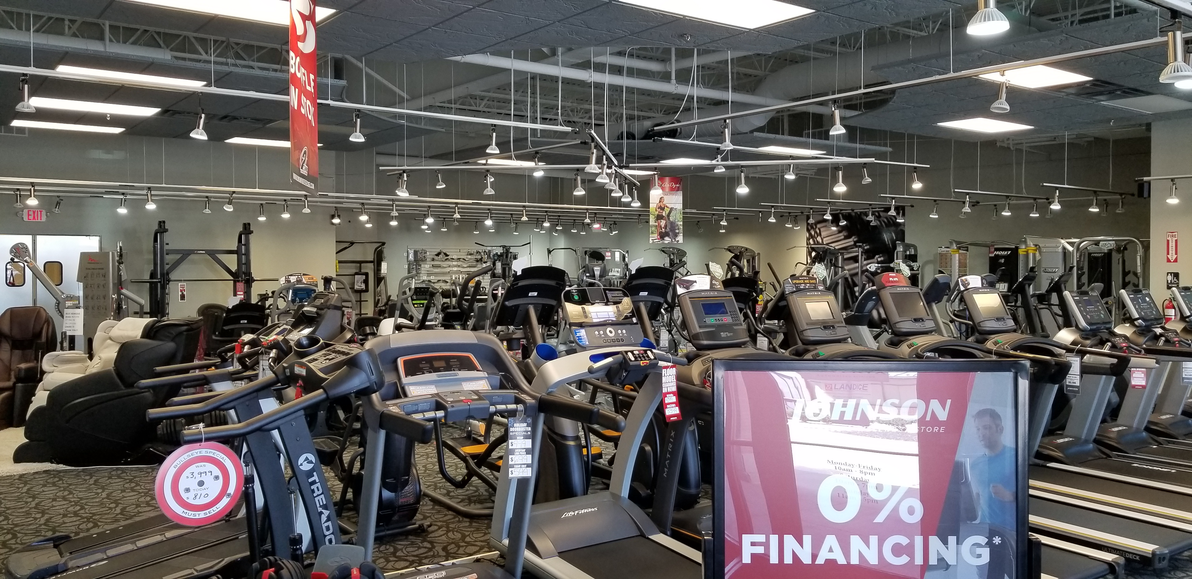 Johnson Fitness & Wellness - Columbia, MO