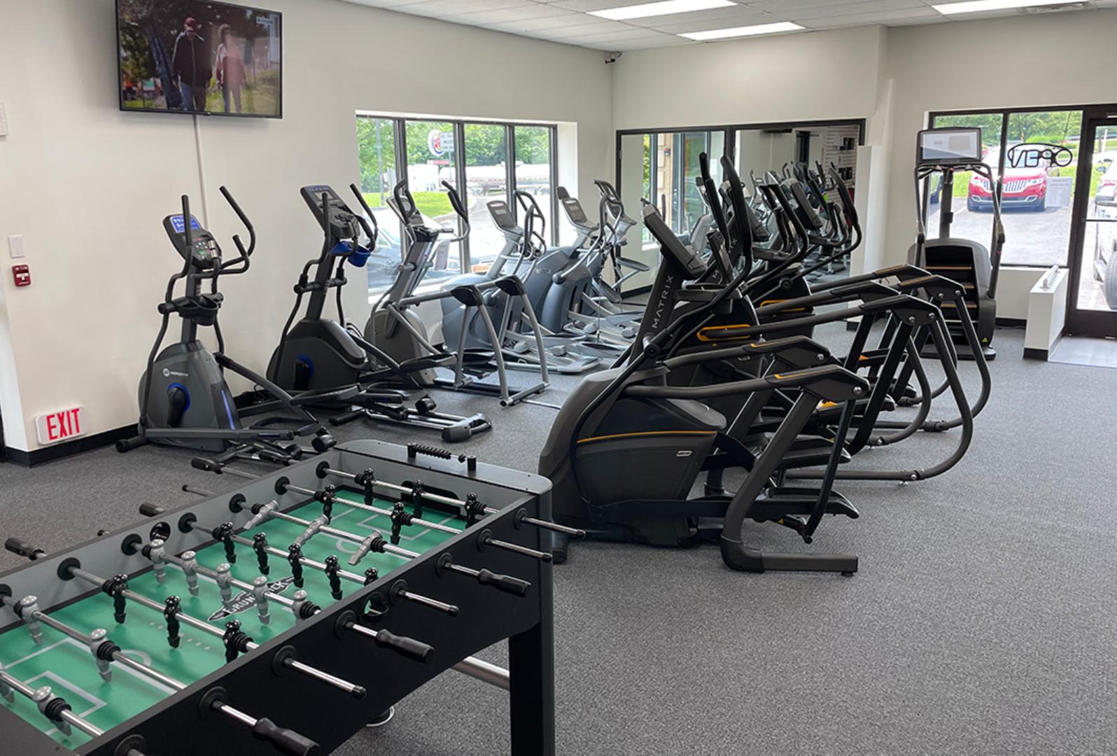 Johnson Fitness & Wellness - Montgomeryville, PA
