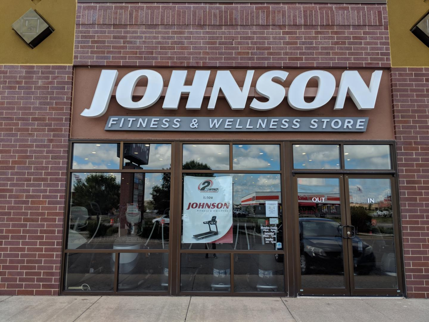 Johnson Fitness & Wellness - Fargo, ND