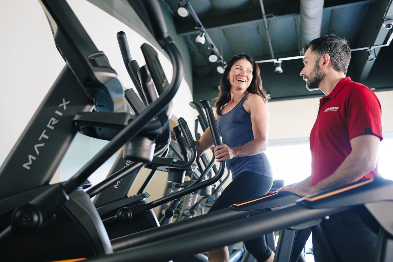 Johnson Fitness & Wellness - Overland Park, KS