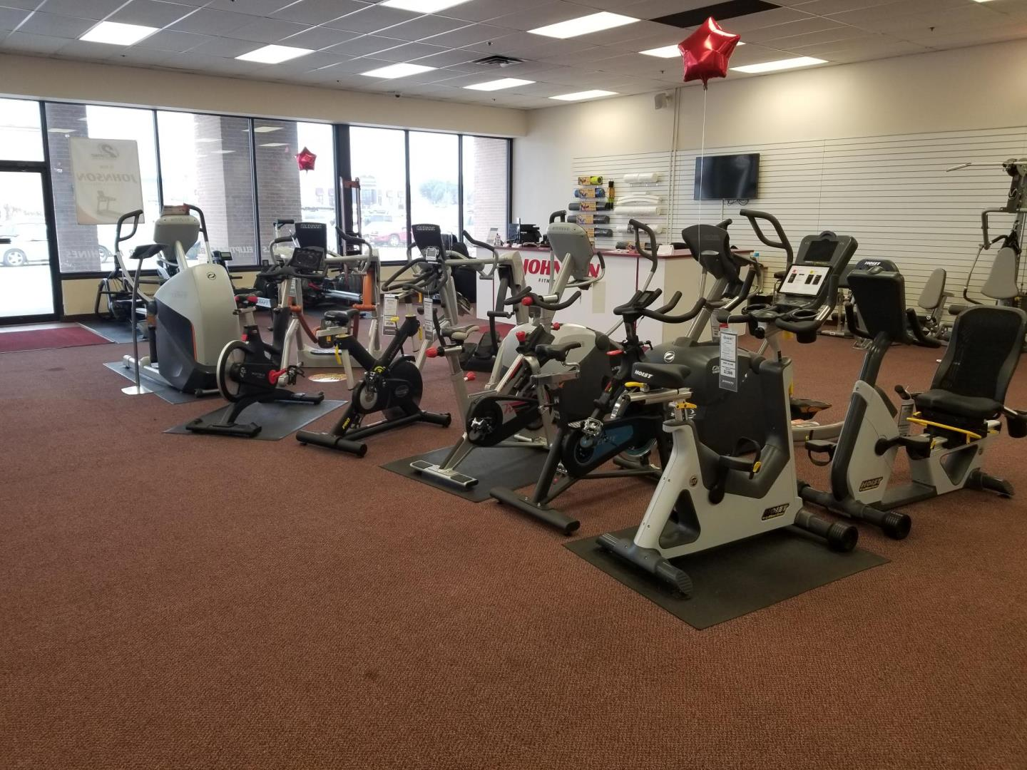 Johnson Fitness & Wellness - Merrillville, IN