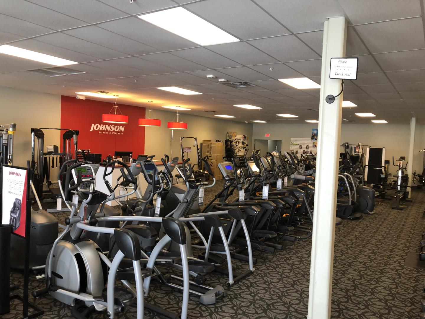 Johnson Fitness & Wellness - Omaha, NE
