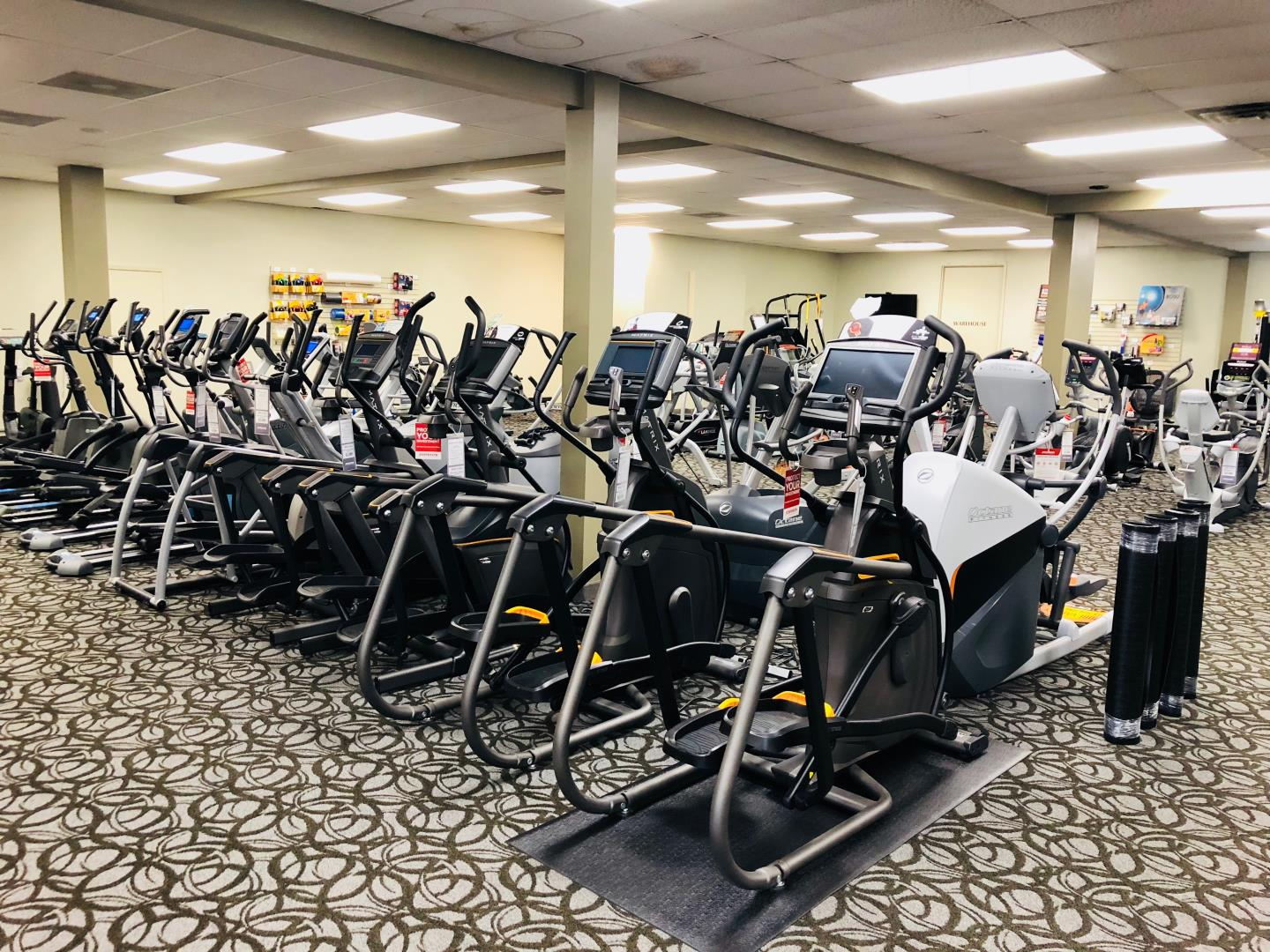 Johnson Fitness & Wellness - St. Louis Park, MN