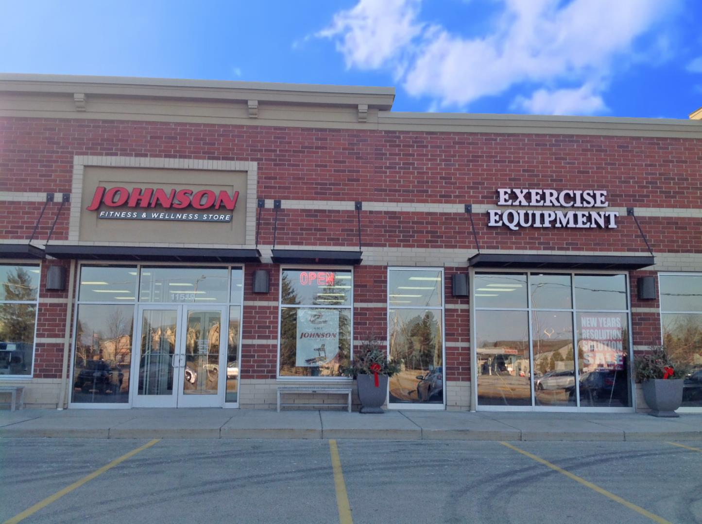 Johnson Fitness & Wellness - Mequon, WI