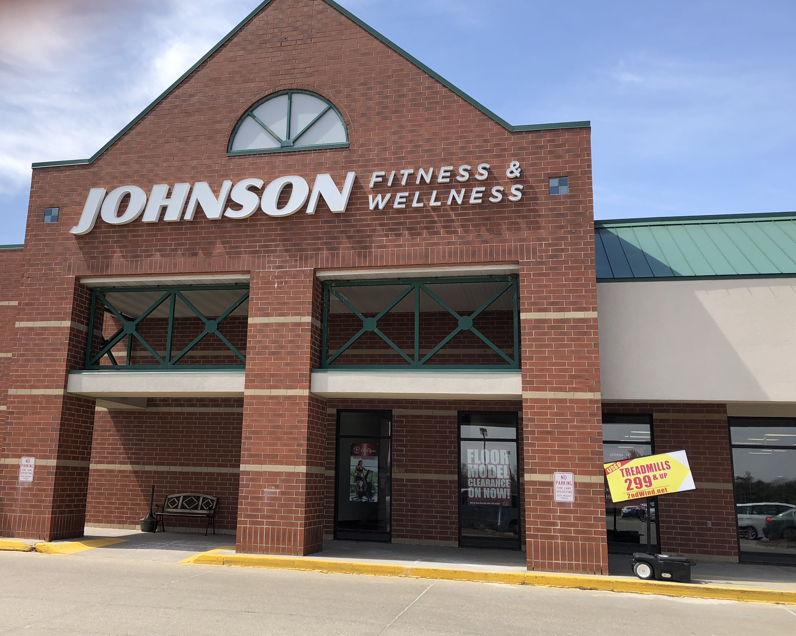 Johnson Fitness & Wellness - Clive, IA