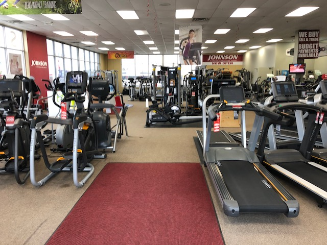 Johnson Fitness & Wellness - Aurora, IL