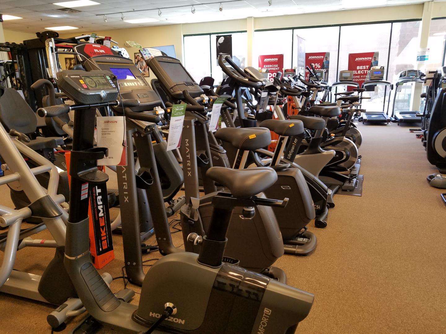 Leisure Fitness - Gainesville, VA