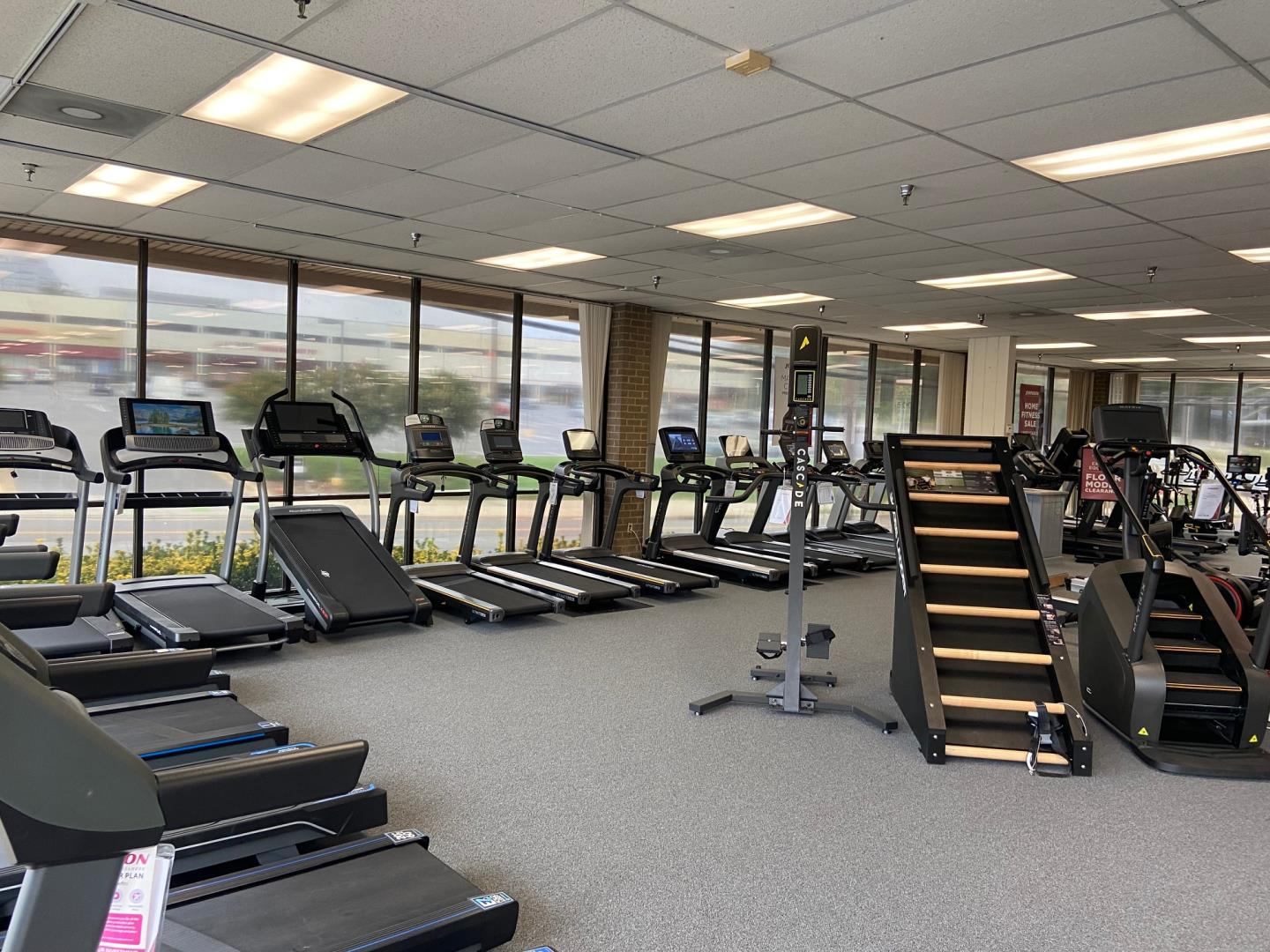 Leisure Fitness - Rockville, MD