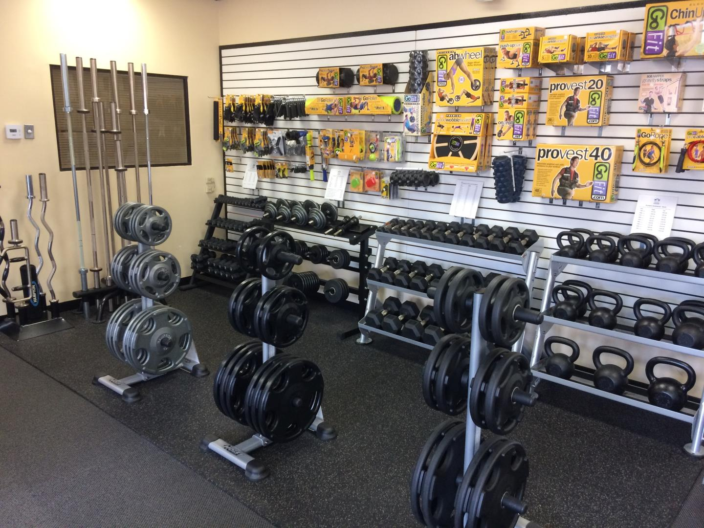 Johnson Fitness & Wellness - Pasadena, CA