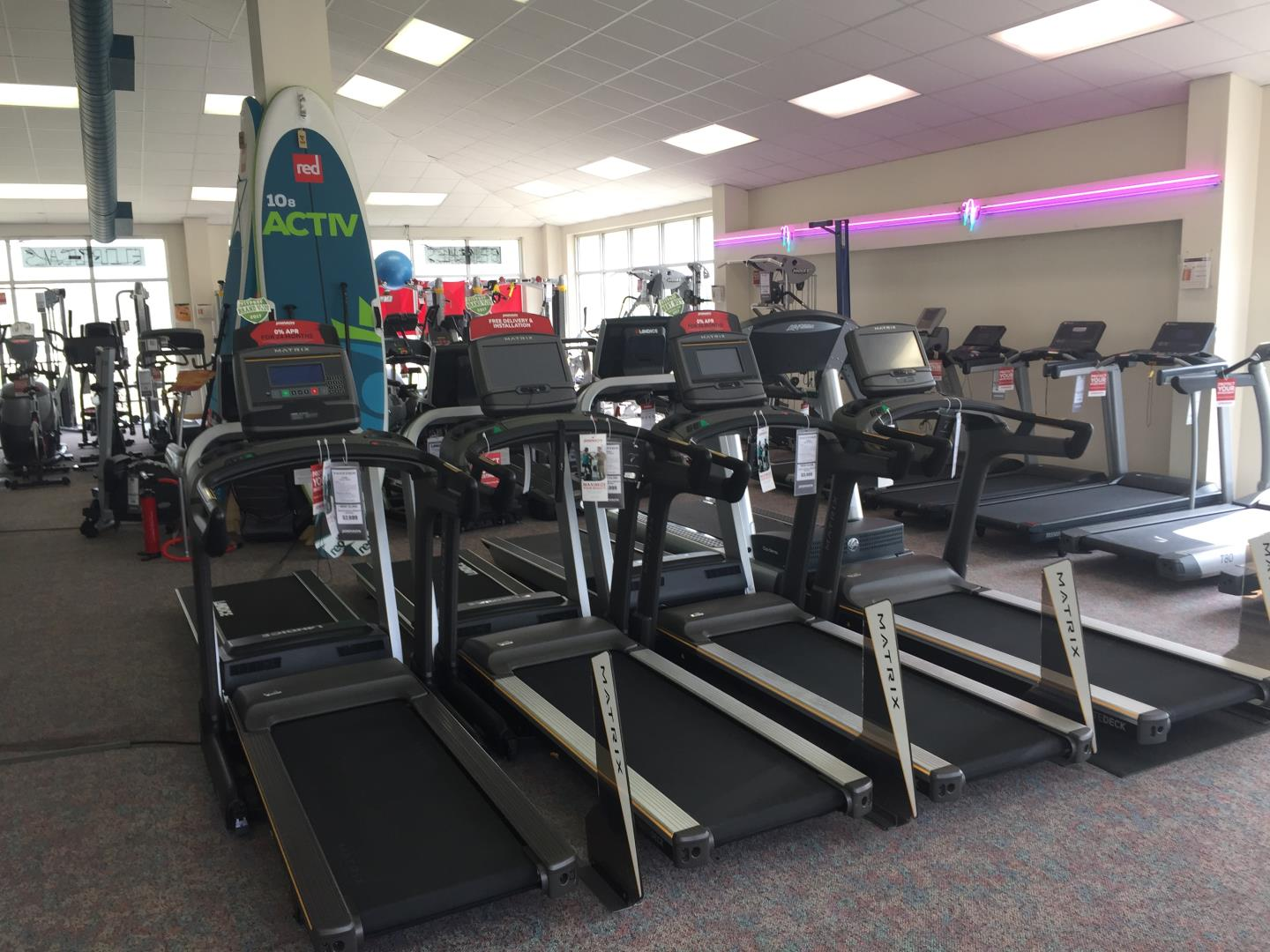 Johnson Fitness & Wellness - Waukesha, WI
