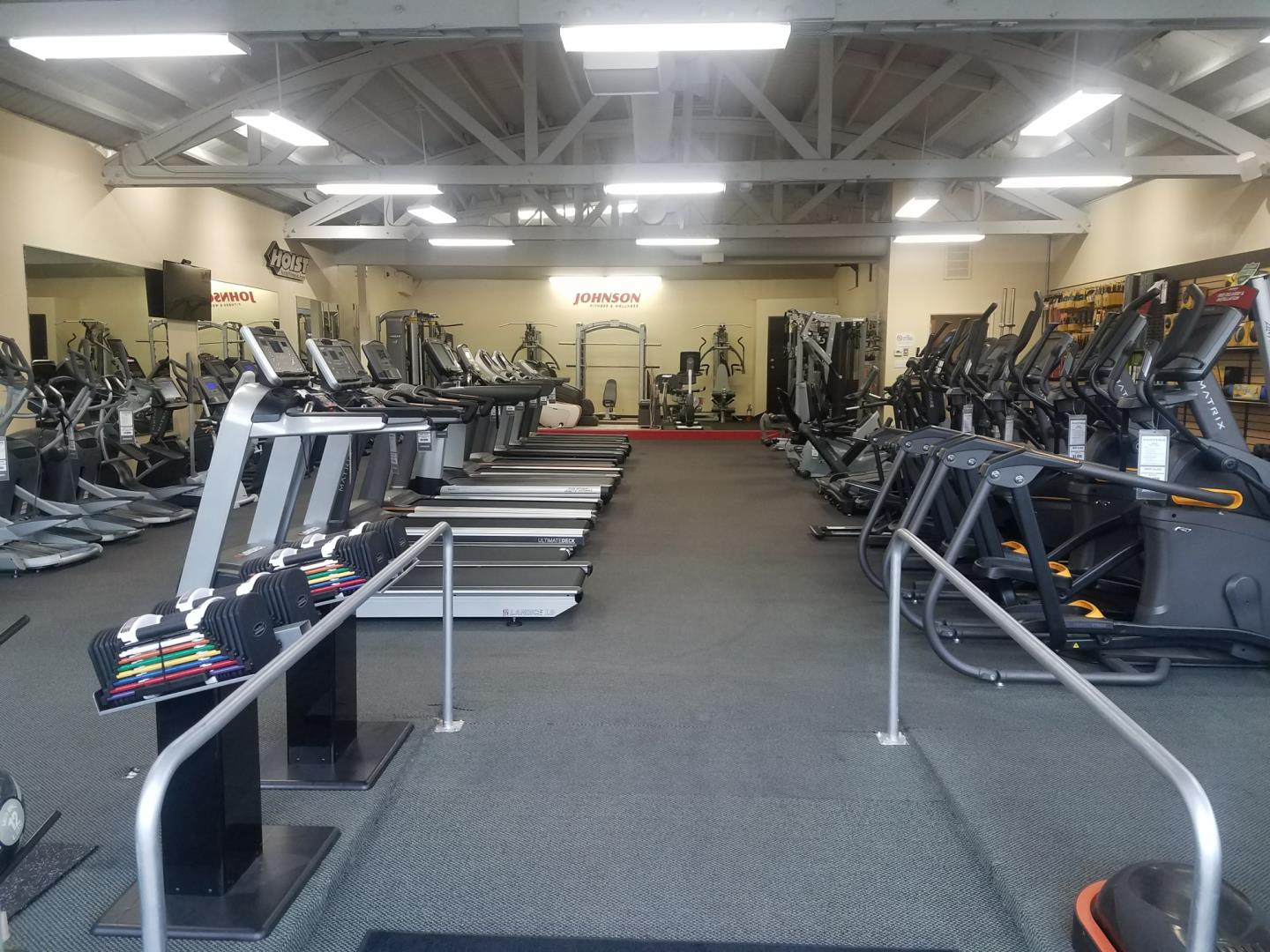 Johnson Fitness & Wellness - West Hollywood, CA