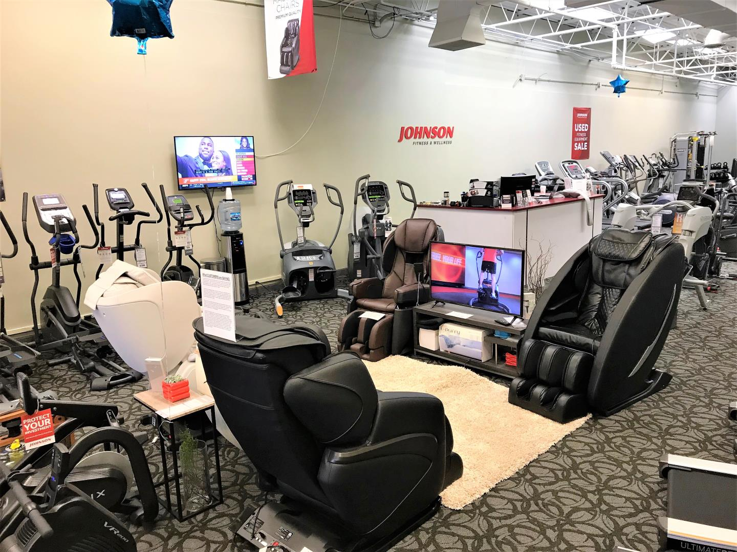 Johnson Fitness & Wellness - Downers Grove, IL