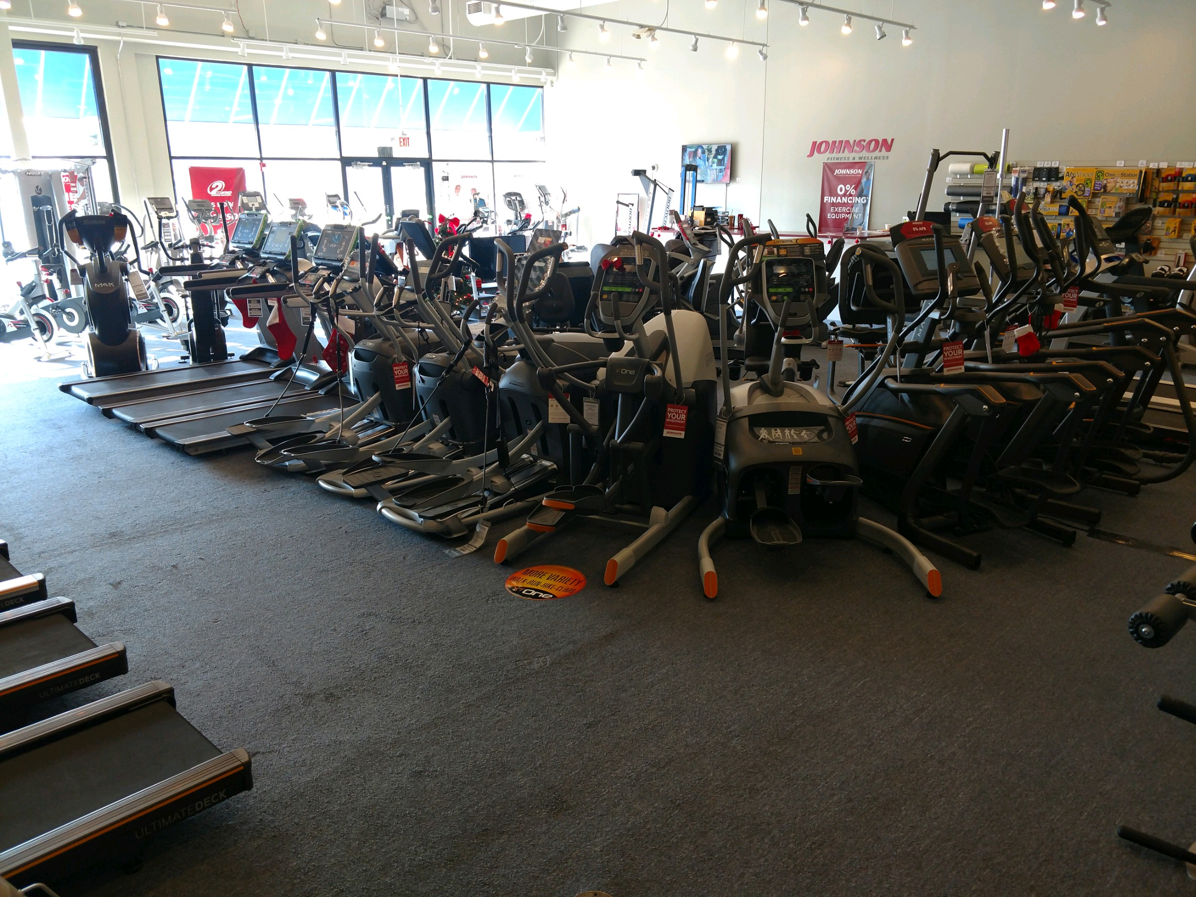 Johnson Fitness & Wellness - Algonquin, IL