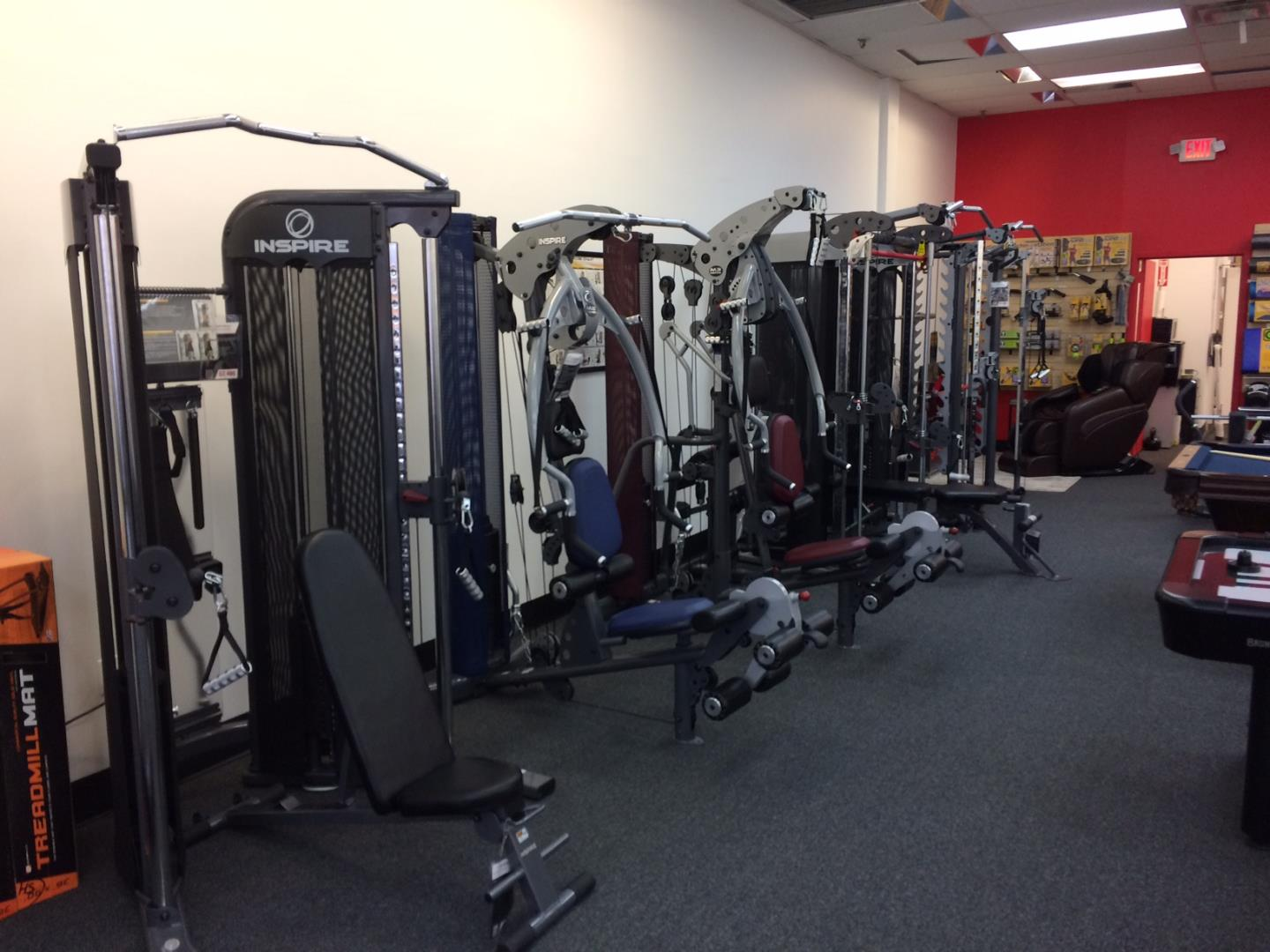 Leisure Fitness - Huntington Station, NY