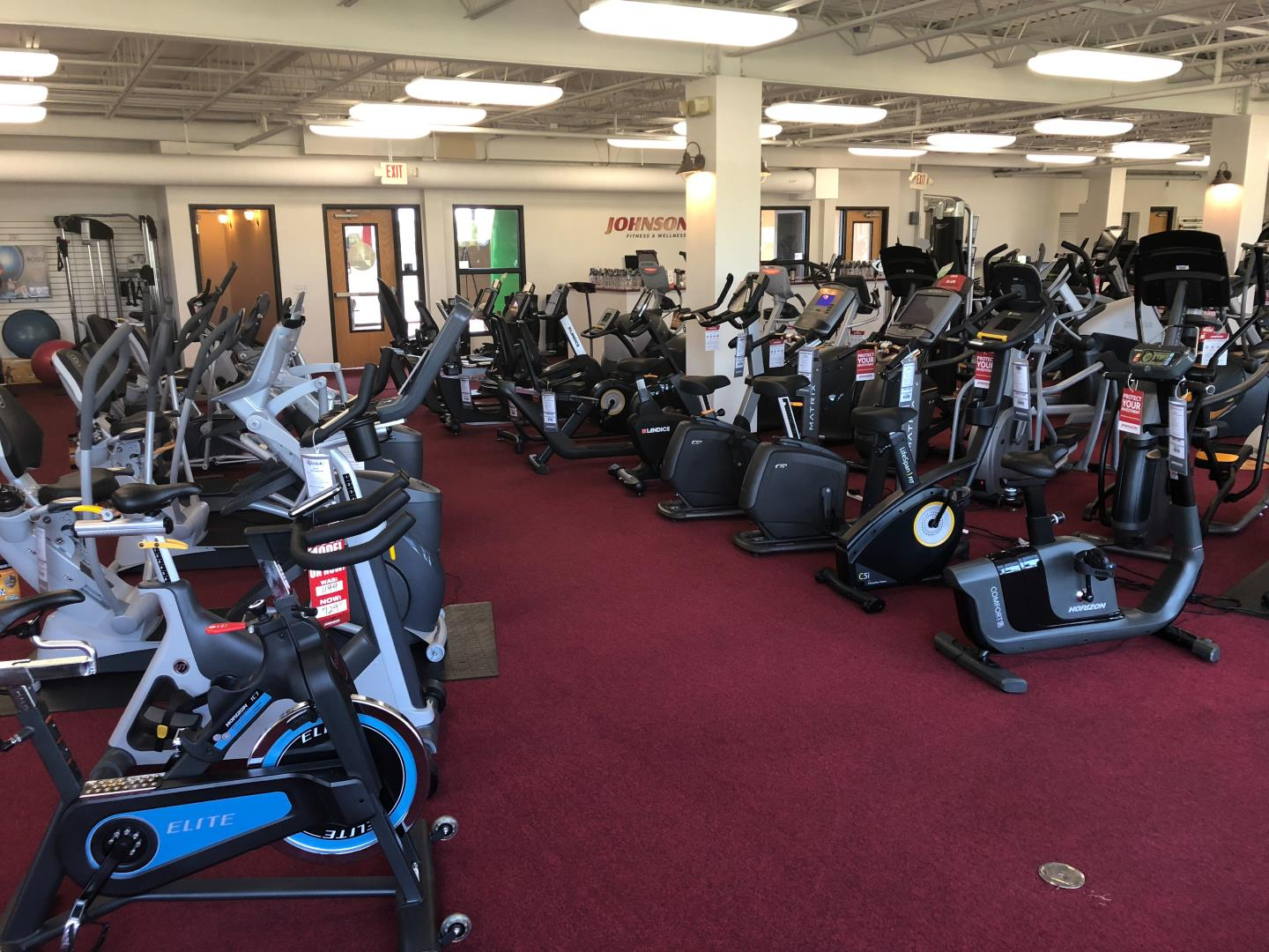 Johnson Fitness & Wellness - Woodbury, MN