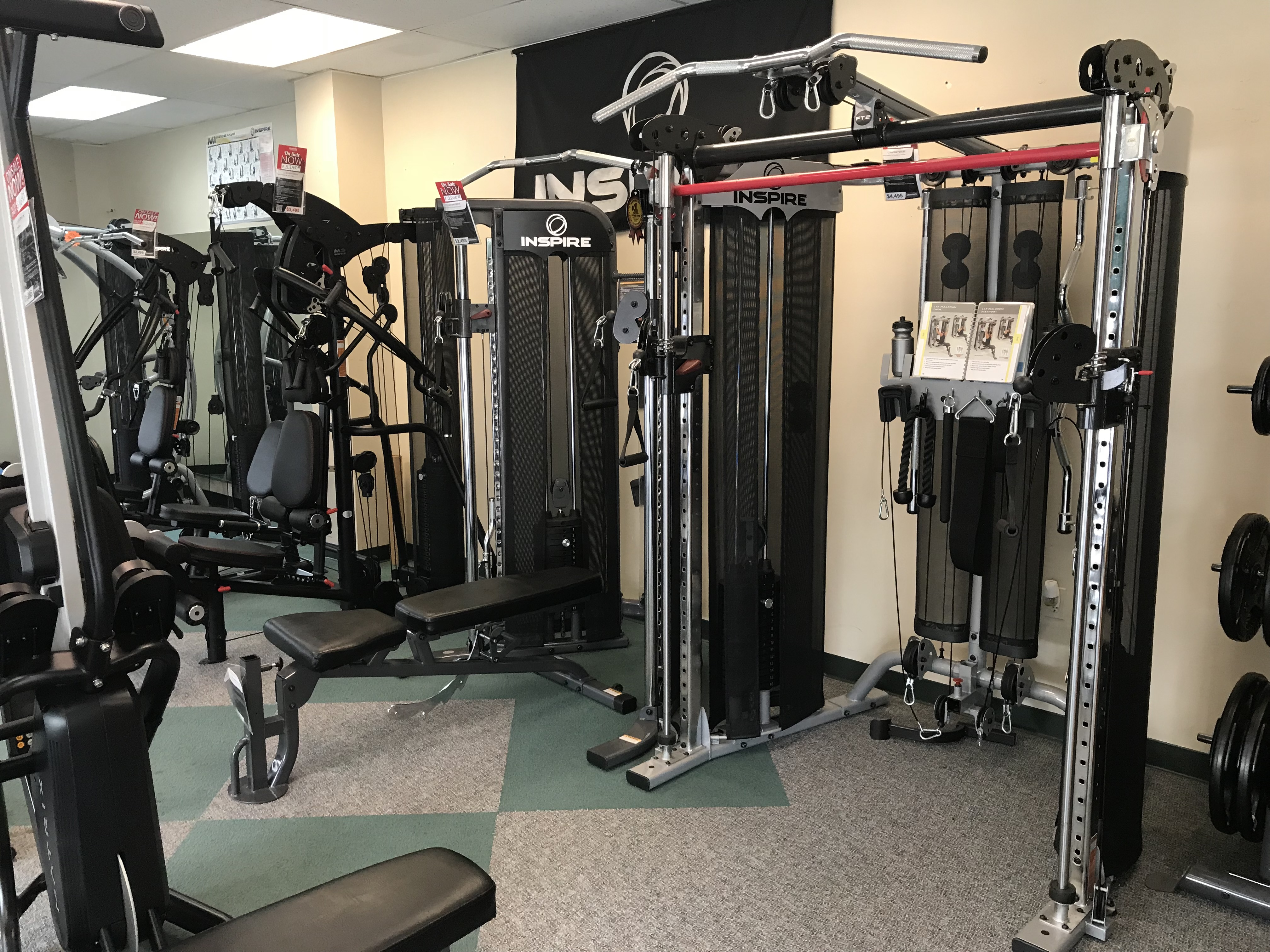 Leisure Fitness - Cockeysville, MD